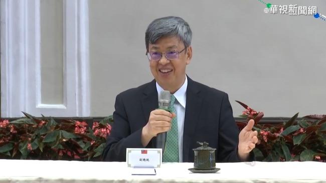 卸任前媒體會談 陳建仁:台灣參加WHO會議才是三贏 | 華視新聞