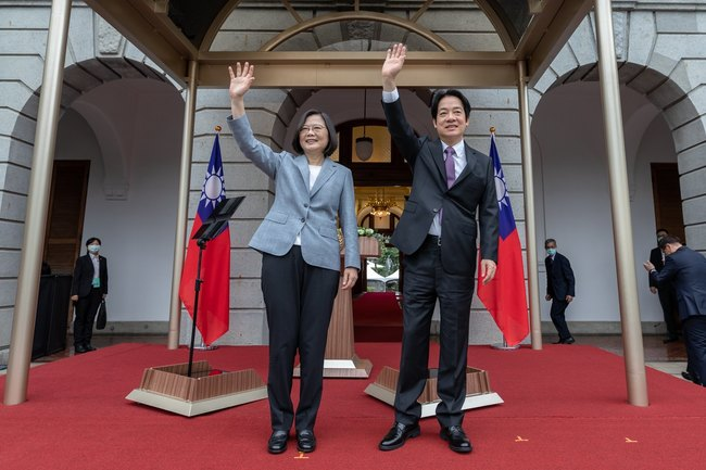 蔡英文挾高支持度連任 謝金河:新使命是鬆綁台灣 | 華視新聞