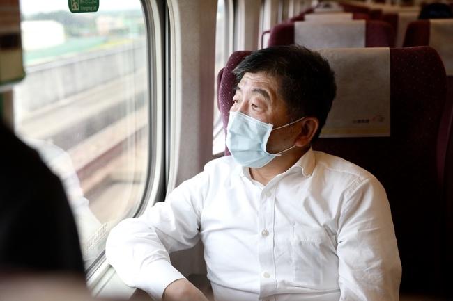 陳時中今南下墾丁 親自示範防疫新生活 | 華視新聞
