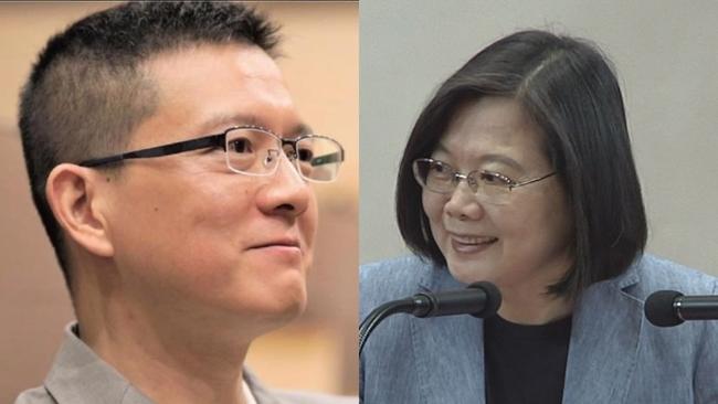 蔡「和香港人站在一起」 孫大千3問嗆「只說漂亮話」 | 華視新聞