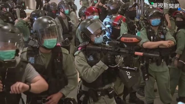 限聚令延至6/4 泛民派:箝制言論自由 | 華視新聞