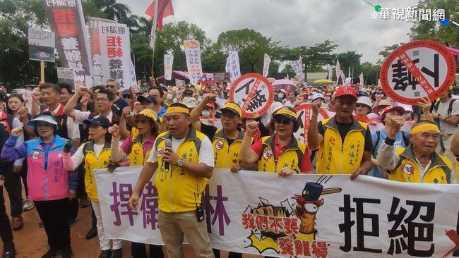 花蓮建養雞場抗議不斷!卜蜂:即日起暫停建場計畫 | 華視新聞