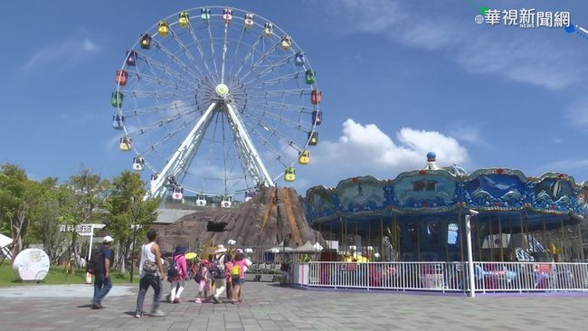 交通部拍板「致青春」 未滿19歲暑假免費玩22遊樂園 | 華視新聞