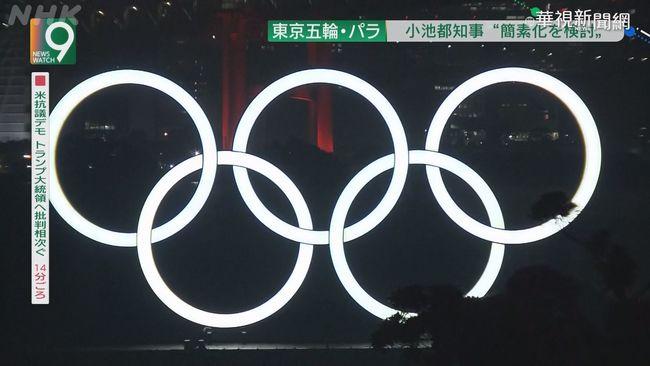 東京連2天逾20例確診 彩虹橋亮紅燈 | 華視新聞