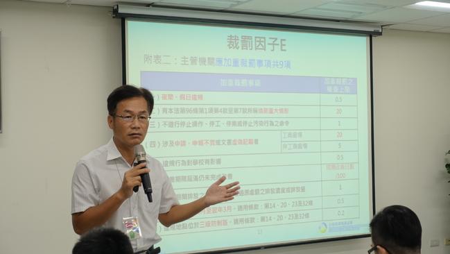 空污法提高裁罰上限 竄改監測資料可罰2000萬 | 華視新聞