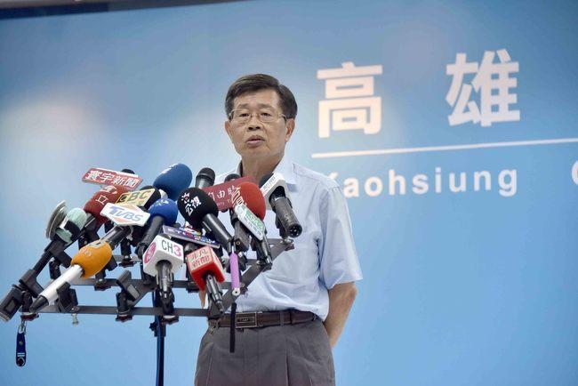 明起任代理市長 楊明州:重大建設一刻都不能耽擱 | 華視新聞