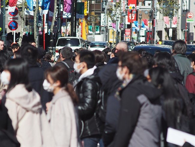 東京單日新增48例確診 其中20人為群聚感染   華視新聞