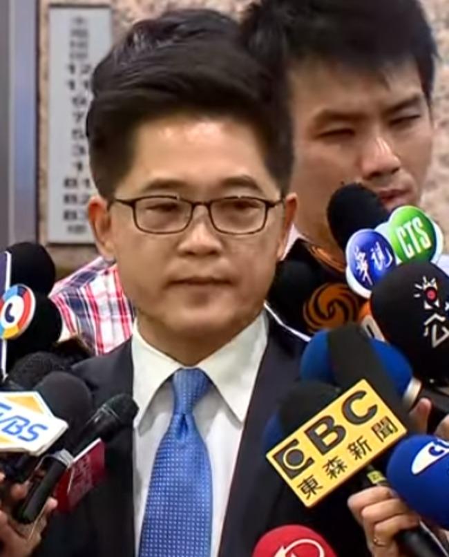 黃健庭稱沒黨支持就退出...國民黨:個人決定與黨無關 | 華視新聞