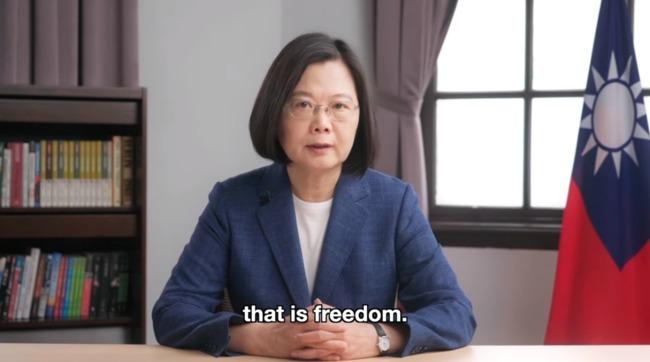 全文》蔡英文國際視訊演說 批WHO政治凌駕健康   華視新聞