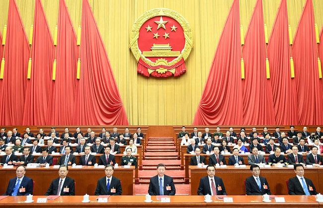 中國人大常委會閉幕 譚耀宗:「港版國安法」草案初審 | 華視新聞