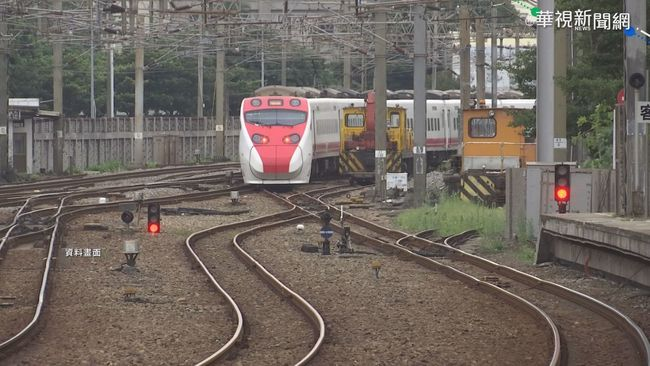 「東部快鐵」有譜!未來搭車環島6小時完成 | 華視新聞