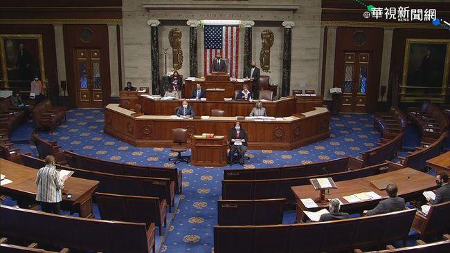 史上首次! 美眾院通過華府升格法案 | 華視新聞