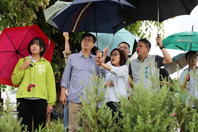 藍營占立院要求換陳菊 陳其邁:激化對立非人民期待 | 華視新聞