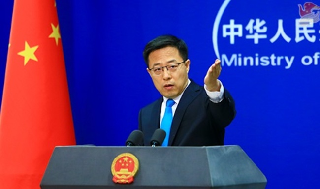 美限制涉港官員簽證 中國外交部祭同招反制 | 華視新聞