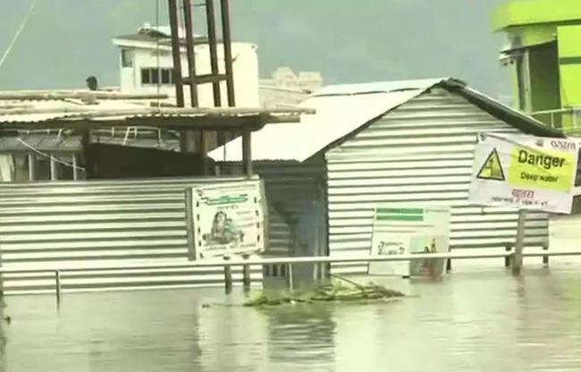 暴雨狂轟印度阿薩姆邦 超過百萬人成災民 | 華視新聞