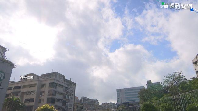 出門帶把傘!高壓東退.水氣增多 慎防午後雷雨 | 華視新聞