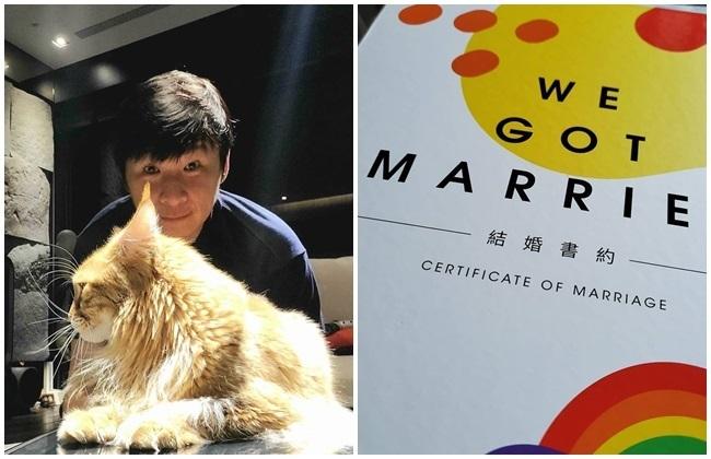 恭喜! 陳鎮川結婚了:我擁有了屬於自己的家庭 | 華視新聞