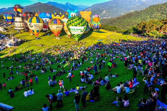 熱氣球嘉年華本週登場!入園收費規則看這 | 華視新聞