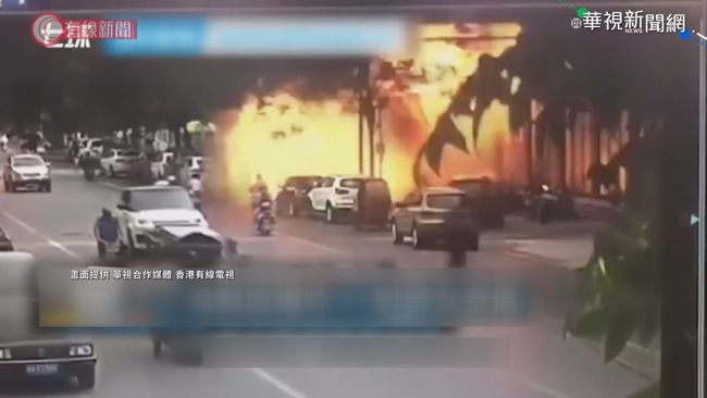 安徽海鮮店爆炸 玻璃擊中路過母女   華視新聞