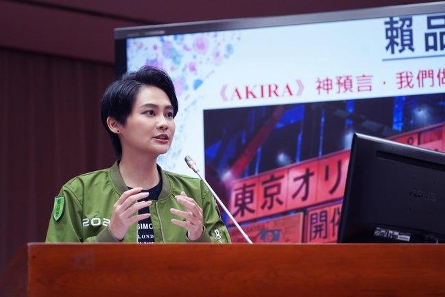 賴品妤臉書狠批陳雪生 「二次傷害性騷擾被害者」   華視新聞
