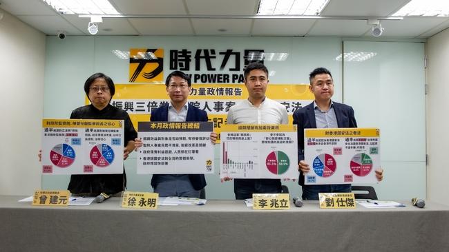 執政滿意度、三倍券、監委案... 最新民調結果出爐! | 華視新聞
