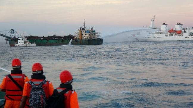 中國船隻又來盜砂遭逮 今年已驅離近3000艘   華視新聞