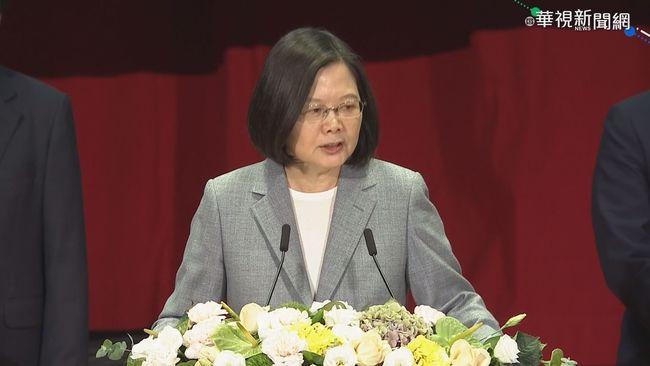 李登輝辭世 蔡英文:他帶台灣寧靜革命從威權邁向民主 | 華視新聞