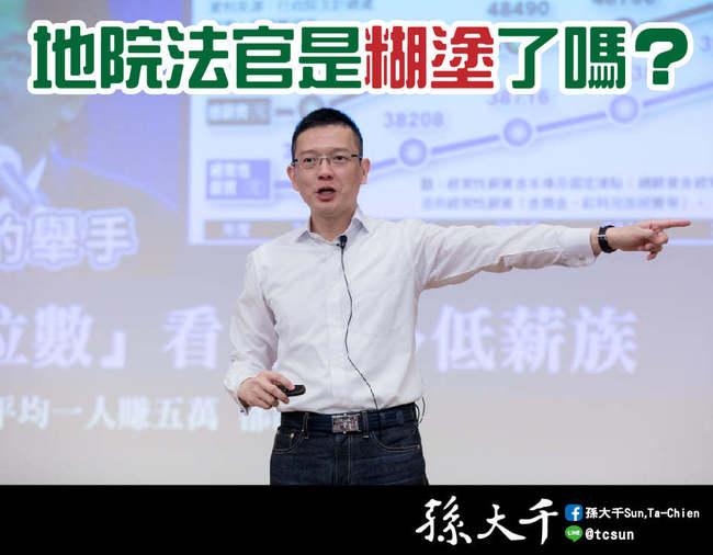立委涉貪2人交保 孫大千怒嗆:法官糊塗了?   華視新聞