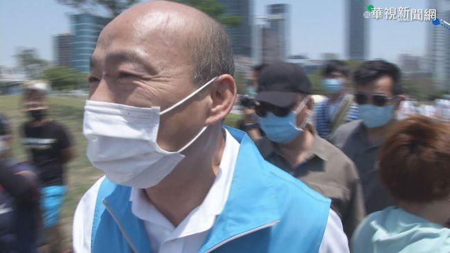 韓國瑜回來了! 自嘲白了胖了「就頭髮沒長」 | 華視新聞