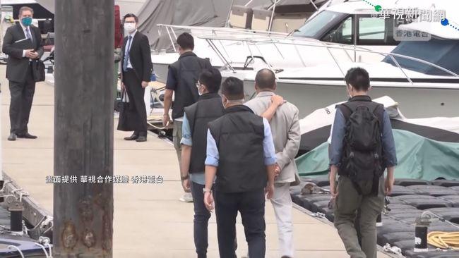 黎智英續押 今被帶往西貢搜查遊艇 | 華視新聞