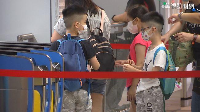 爸媽注意!經濟部宣布「幼幼口罩增產」 實名制可買 | 華視新聞