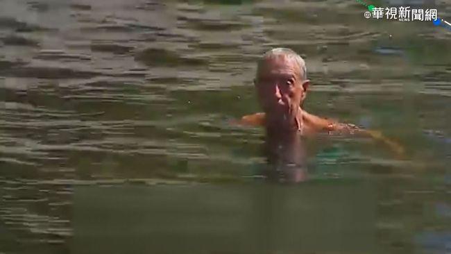 71歲葡萄牙總統 跳海勇救溺水少女 | 華視新聞