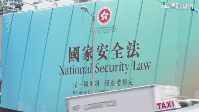 反制港國安法 美國:正式通知港府中止引渡協議   華視新聞