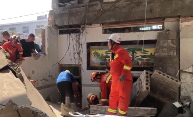 慶祝80大壽卻遇「飯店坍塌」 賓客29死28輕重傷 | 華視新聞