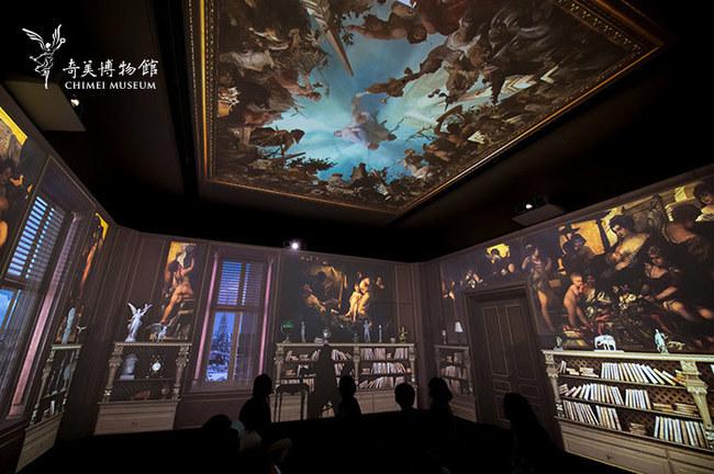 奇美博物館開創新體驗 「3D立體地景」超吸睛   華視新聞