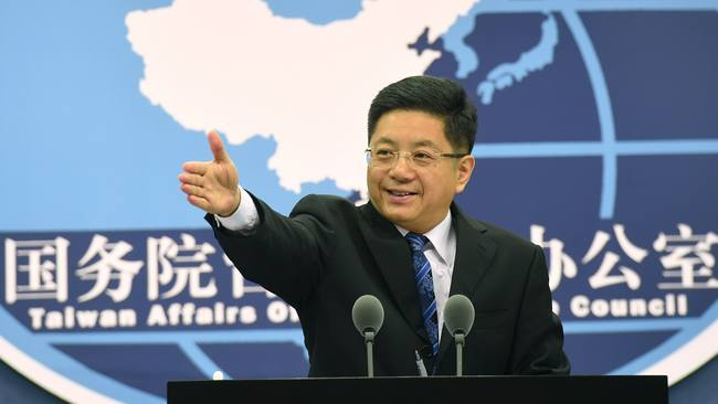 上海第3例台灣確診者 國台辦:奉勸民進黨負起責任 | 華視新聞