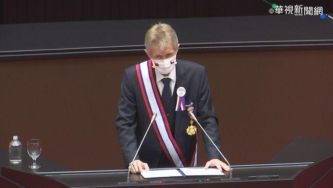 高呼「我是台灣人」 韋德齊返國稱:沒說台灣是獨立國家 | 華視新聞