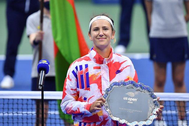 美網決賽遭大阪直美逆轉 白俄前球后勵志故事仍獲掌聲 | 華視新聞