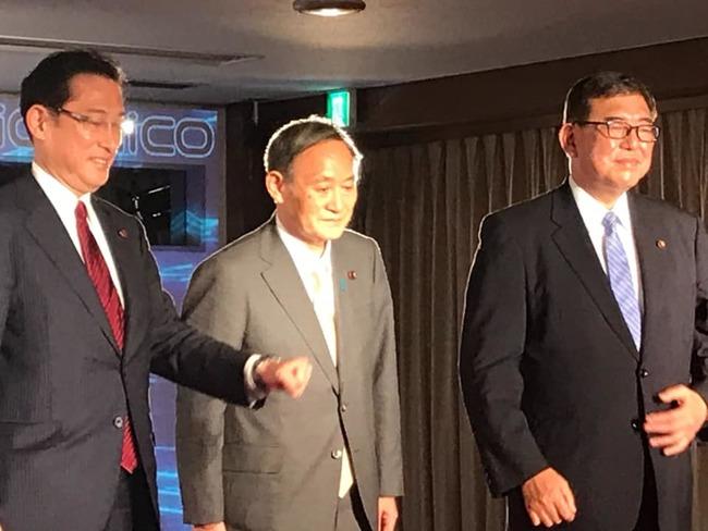 菅義偉當選自民黨黨魁 「令和大叔」將成新日本首相   華視新聞