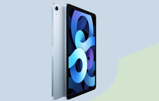 全新iPad Air亮相搭載A14晶片 2款新色「藍、綠」 | 華視新聞