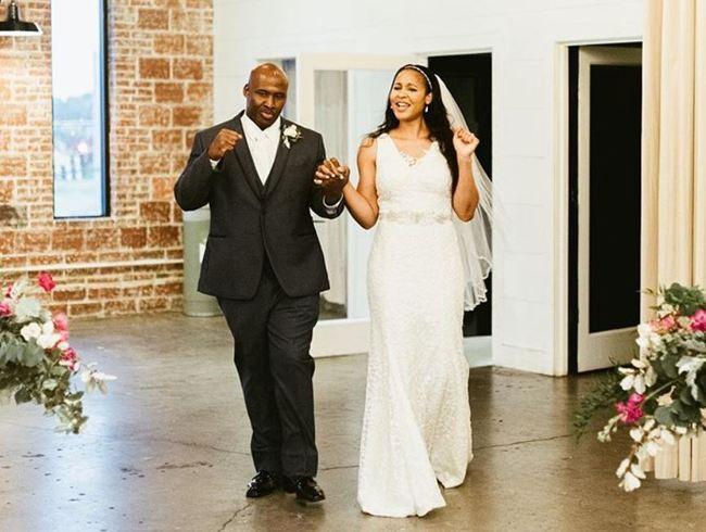 WNBA球星投身司法改革 助男子平22年冤獄後嫁給他 | 華視新聞