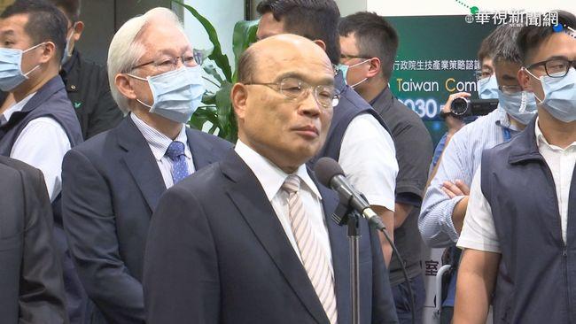 國民黨阻擋蘇揆報告美豬 蘇貞昌:請三思 | 華視新聞