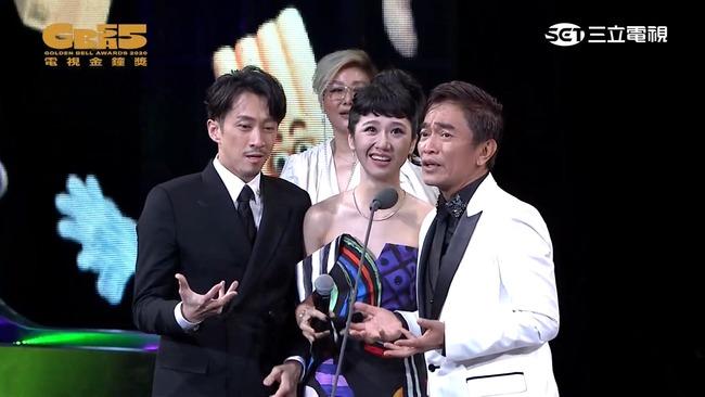 【金鐘55】 《綜藝大熱門》獲「綜藝節目獎」 | 華視新聞