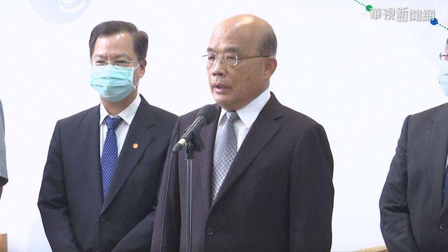 陳同佳有意來台投案 蘇揆:不容許殺人犯自由來去 | 華視新聞