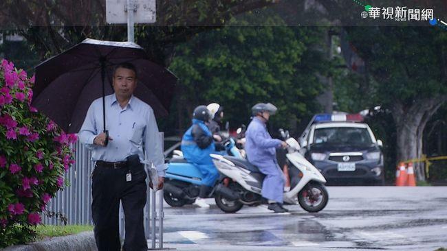 持續受東北風影響!桃園以北有雨 各地早晚涼 | 華視新聞