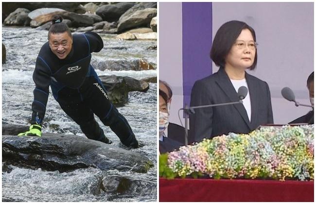 邰智源發文賀國慶 總統親回吸引1.6萬網友朝聖按讚   華視新聞