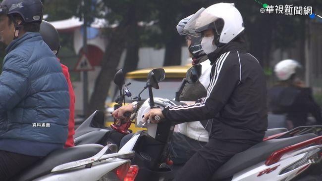 騎車違規被攔...趁員警不注意落跑!下場比原本更慘 | 華視新聞