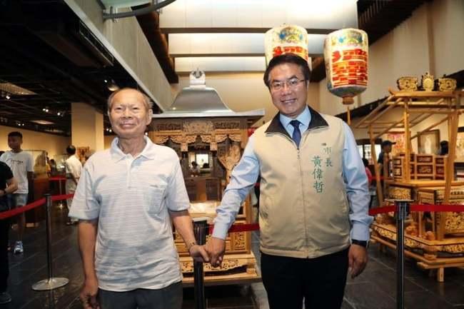 王永川逝世享壽89歲 黃偉哲悼:他讓神轎工藝成為品牌 | 華視新聞