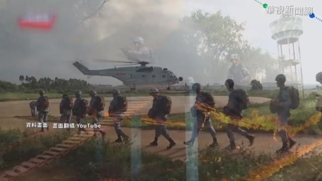 共軍今起實彈演習 距金門不到71公里 | 華視新聞