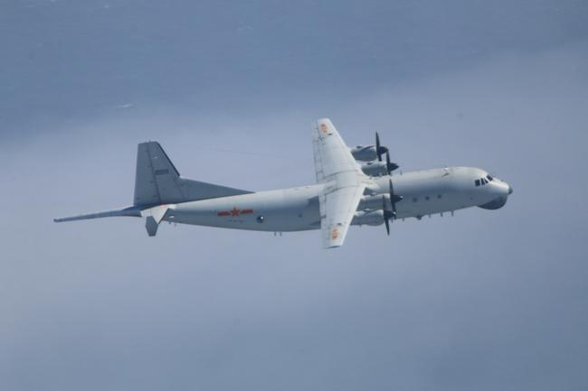 快訊》共機又擾台! 1架運8反潛機進入我西南空域 | 華視新聞